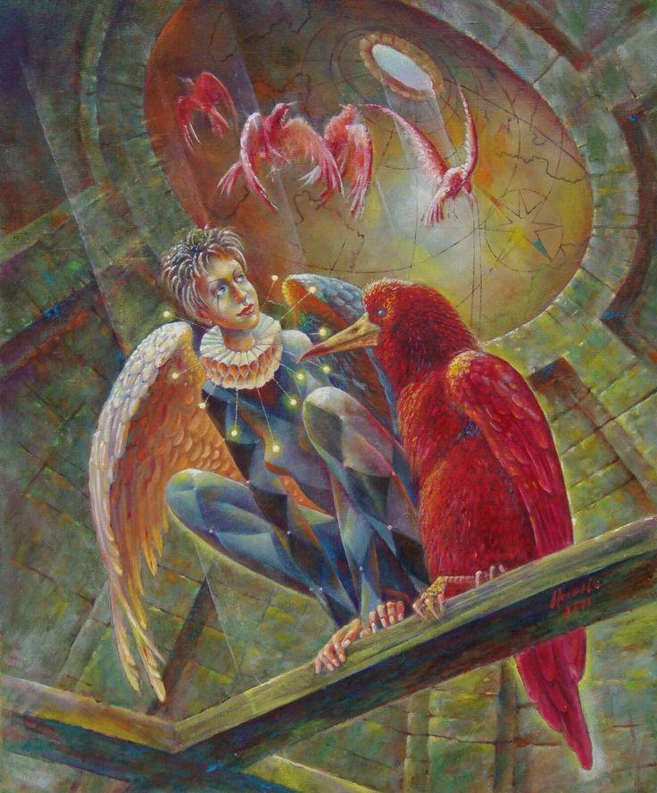 Viktor Malykh Ангелы и демоны