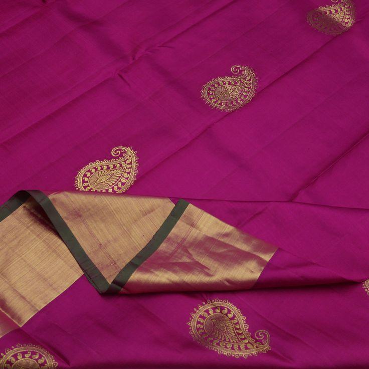 Sarangi Handwoven Soft Silk Saree -  810127969 from Sarangi * Feel Beautiful
