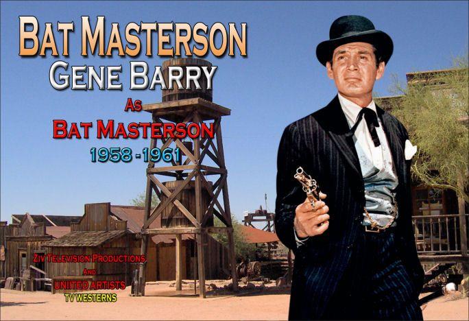Image result for TV SHOW - BAT MASTERSON