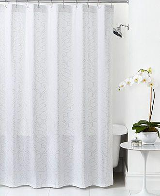 Charisma Bath Accessories, Samara Shower Curtain   Shower Curtains U0026  Accessories   Bed U0026 Bath