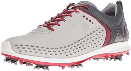 Mens Golf Shoes Idea | ECCO Mens Biom G2 Golf Shoe ConcreteBrick 45 EU11115 M US >>> You can find more details by visiting the image link. Note:It is Affiliate Link to Amazon.