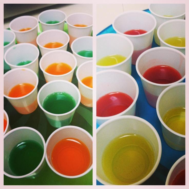 Margarita, Tequila Sunrise, Strawberry Lemonade, And Lemon