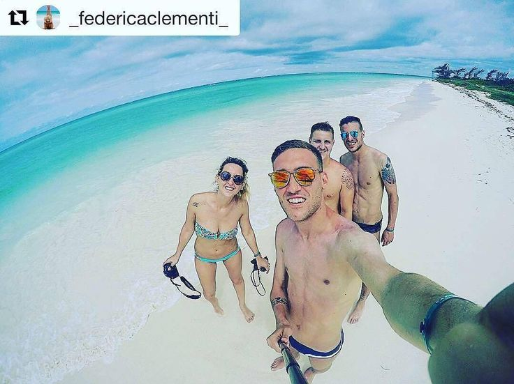 Thank you @_federicaclementi_  | Use #CataloniaHotels and share your pics with us .......................... Beautiful place #Mexico  #holiday #sea #happy #girl #boy #photo #picoftheday #riveramaya #yucatan #cataloniaplayamaroma #blue #caraibi
