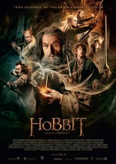 Poster Hobbit: Smaugs ödemark (2013)