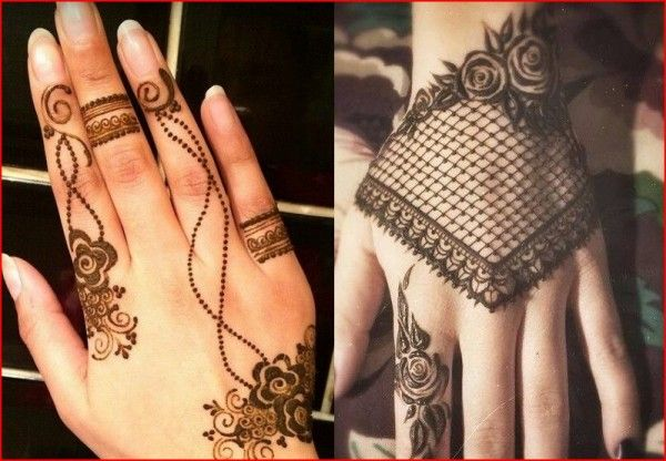 Eid Mehandi Designs Latest Special Collection 2016-2017