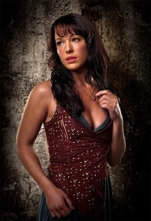 Sura is listed (or ranked) 3 on the list The Hottest Women from Spartacus TV Series