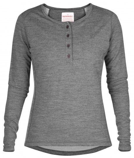 Base Sweater No. 3 W - Fjällräven Numbers