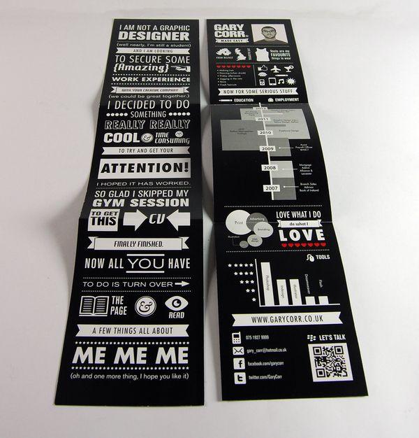 ae8e931fc2be8457f66c6abcc083cf5c 20 Cool Resume & CV Designs