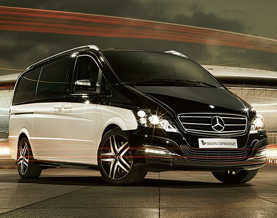 Mercedes Benz Viano Vision Diamond