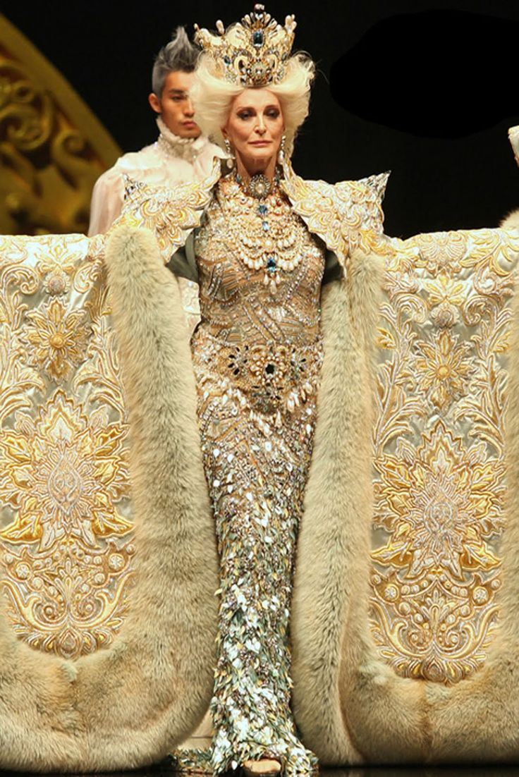 Guo Pei, The Queen of China's Haute Couture                                                                                                                                                                                 More