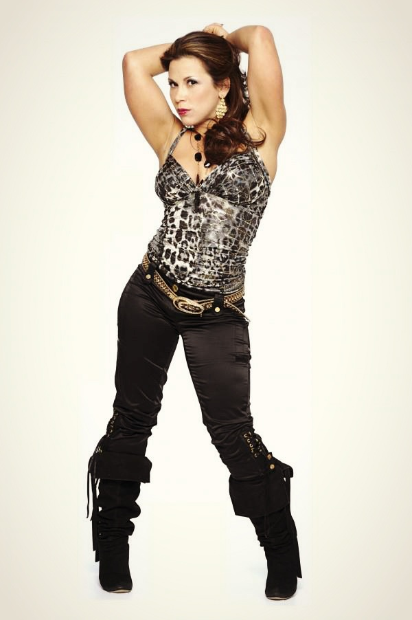 Question Mickie james nice looking mistake can