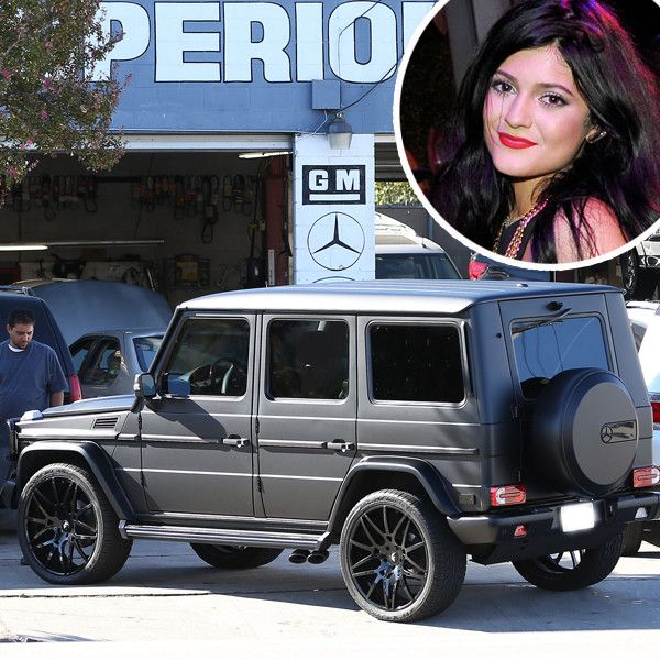 Kylie Jenner in Car Accident Just Two Weeks After Getting Her Driver's License—See Her Crashed SUV  Kylie Jenner
