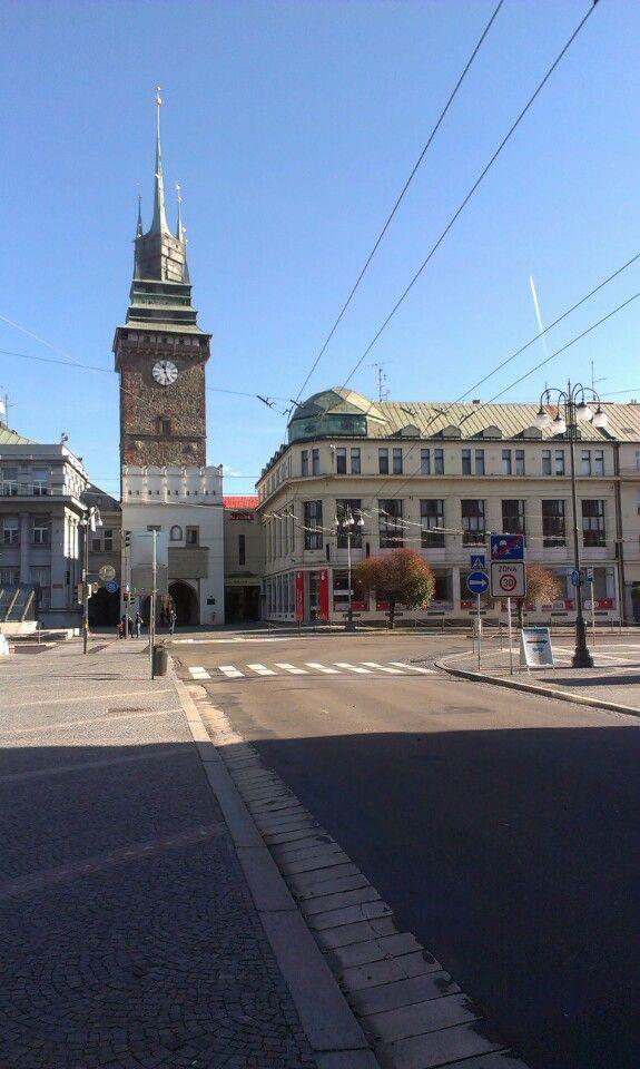 Pardubice - rodiště