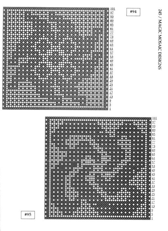 Mosaic Knitting Barbara G. Walker (Lenivii gakkard) Mosaic Knitting Barbara G…