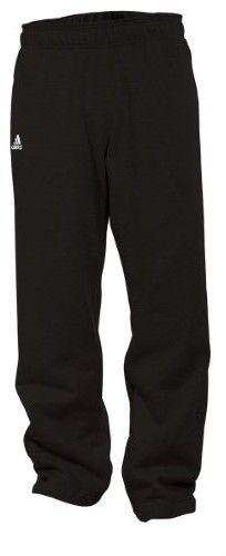 adidas Men Fleece Pants 9745A - XL - Black