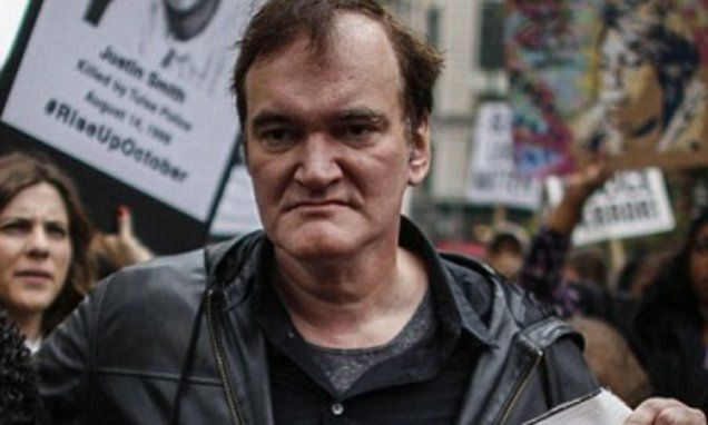 Quentin Tarantino LIED about going to jail, 'records show'