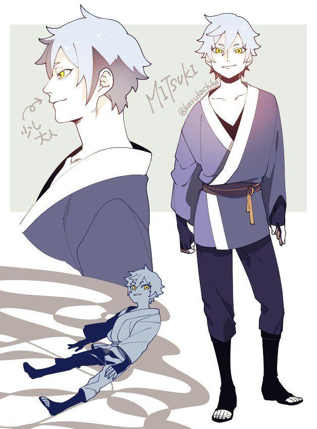 Mitsuki Boruto Naruto Next Generations Boruto Characters Mitsuki Naruto Anime Naruto