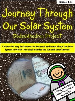 student at e. rivers solar system projects - photo #49