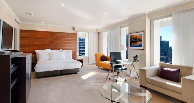 Hilton Sydney Hotel - King Junior Suite