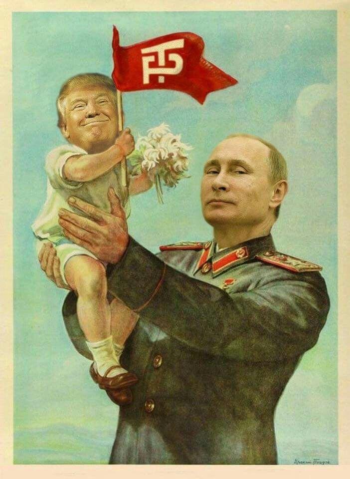 Will Amato  (2016-07-28) Trump, Poutine