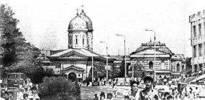 edere din București. Biserica Sfânta Vineri Herasca. Sursa: biserica-sfanta-vineri-herasca.crestinortodox.ro
