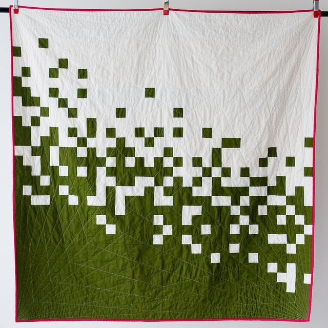 Pixel Pusher quilt - for J?