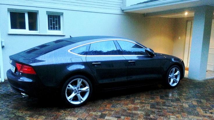 My new car :-) Oct 2012