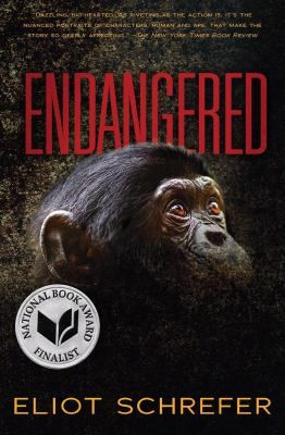Fiction/Gr.8-12 Reluctantly accompanying her advocate mother to a bonobo sanctuary in the Congo, a teen girl participates in a desperate effort to rescue the bonobos and survive in the jungle when a revolution breaks out and the sanctuary is attacked.