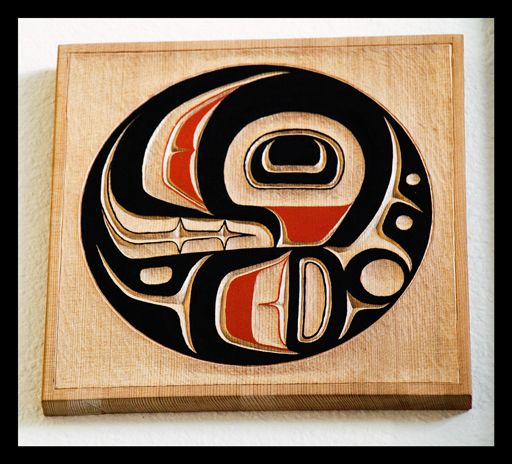 Killer whale drum, Pacific Northwest native art | My Style ...