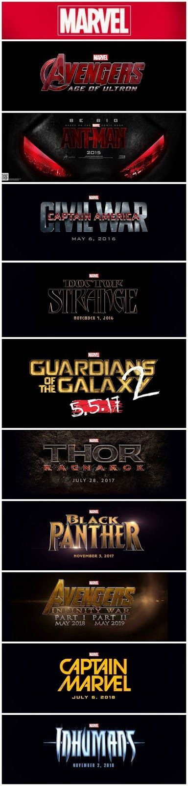 Disney Sisters: Marvel Studios Announce: Phase 3 of Marvel Cinematic Universe.