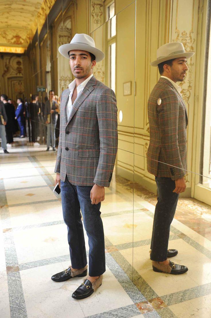 Abdulla Al-Abdulla #Santoni #SantoniShoes #Santoni4Men #SantoniSS17 #MFW #Dilettevole