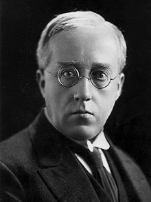 Gustav Holst, composer, born in Cheltenham, England