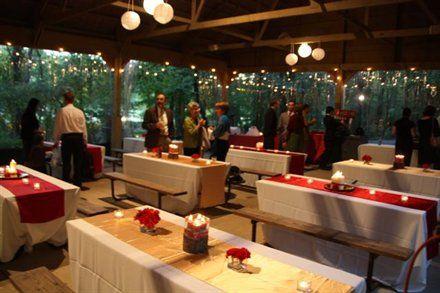 Picnic Tables Wedding Stuff Picnic Table Wedding Wedding Reception Decorations Wedding