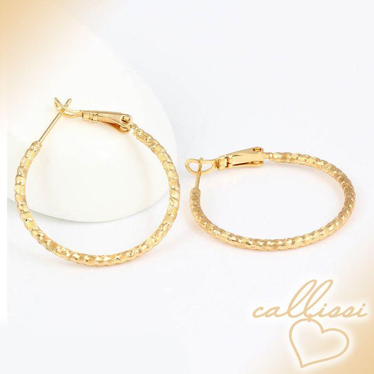 Zum Heranzoomen mit der Maus über das Bild fahren schoene-Kreolen-Ohrringe-750er-Gold-18K-echt-vergoldet-Luxus-Damen-Schmuck  schoene-Kreolen-Ohrringe-750er-Gold-18K-echt-vergoldet-Luxus-Damen-Schmuck  schoene-Kreolen-Ohrringe-750er-Gold-18K-echt-vergoldet-Luxus-Damen-Schmuck Ähnlichen Artikel verkaufen? Selbst verkaufen schöne Kreolen Ohrringe, 750er Gold 18K echt vergoldet | Luxus Damen Schmuck  Durch die Vergoldung verfärben sich unsere Schmuckstücke nicht