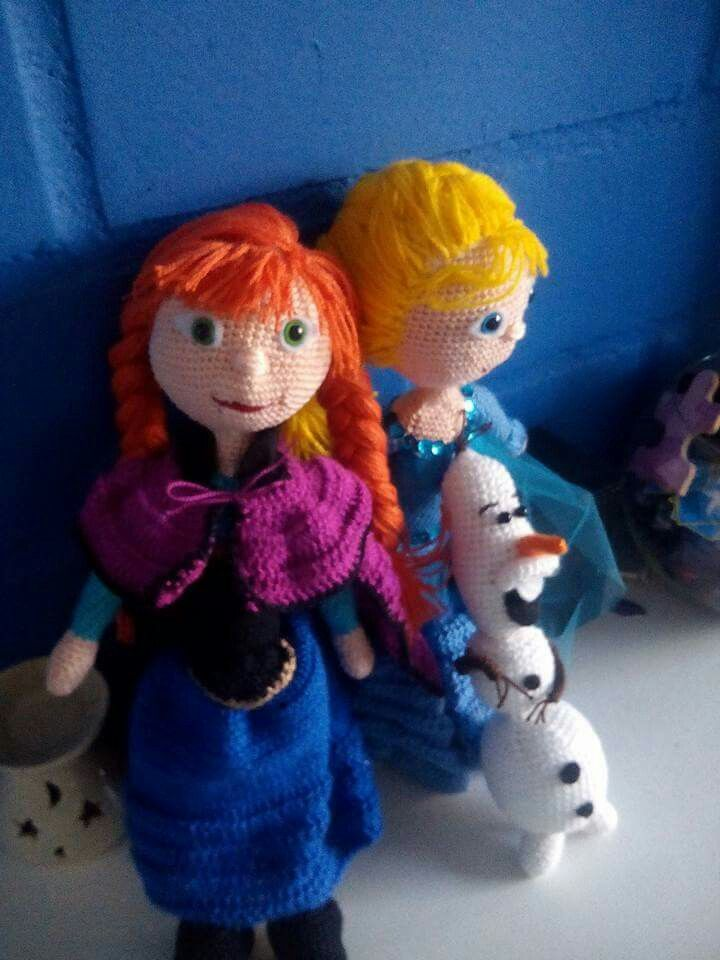 Amigurumi Frozen : Best frozen amigurumi images on pinterest