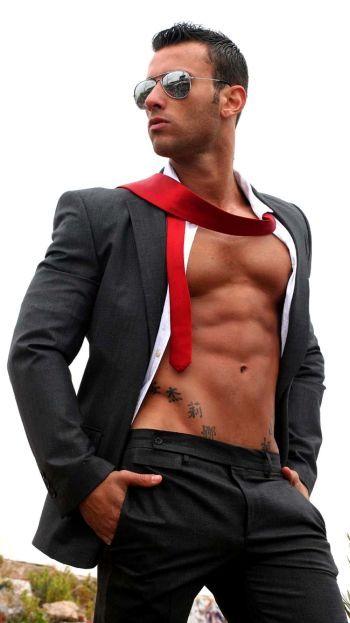 Vertily Men's Underwear Tied Rope Briefs, Mens Sexy Underwear Shorts Underpants, Top Fashion Men Cotton Underpants Tie