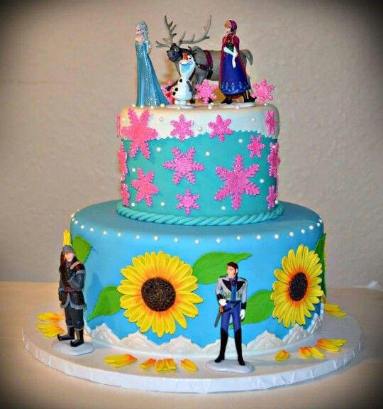 Images Disney Frozen Cakes