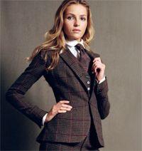 Tie for women - photo