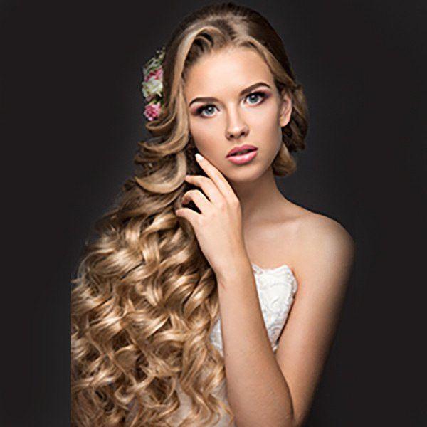 """I DO""...Starter Kit Wavy Hair Extensions (Clip In)"