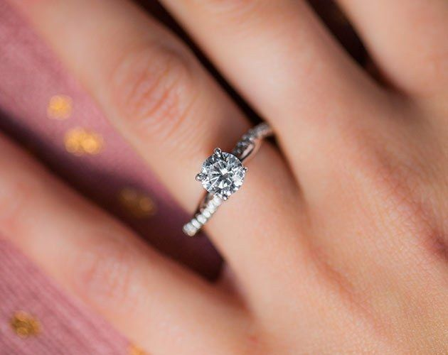 The Biggest Engagement Ring Trends Of The Year James Allen Press