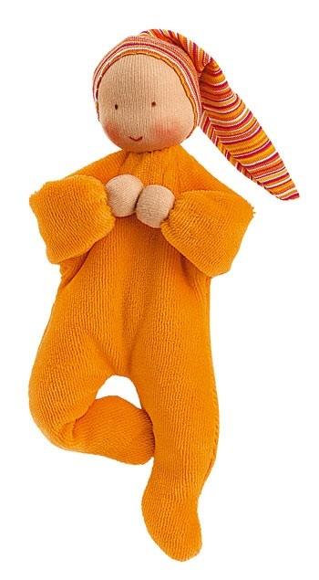 Kathe Kruse Nicki Baby Dolls - Blueberry Forest Toys