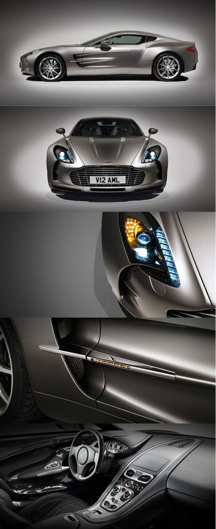 Superbe A Beautiful Piece Of #autoart   Aston Martin One 77