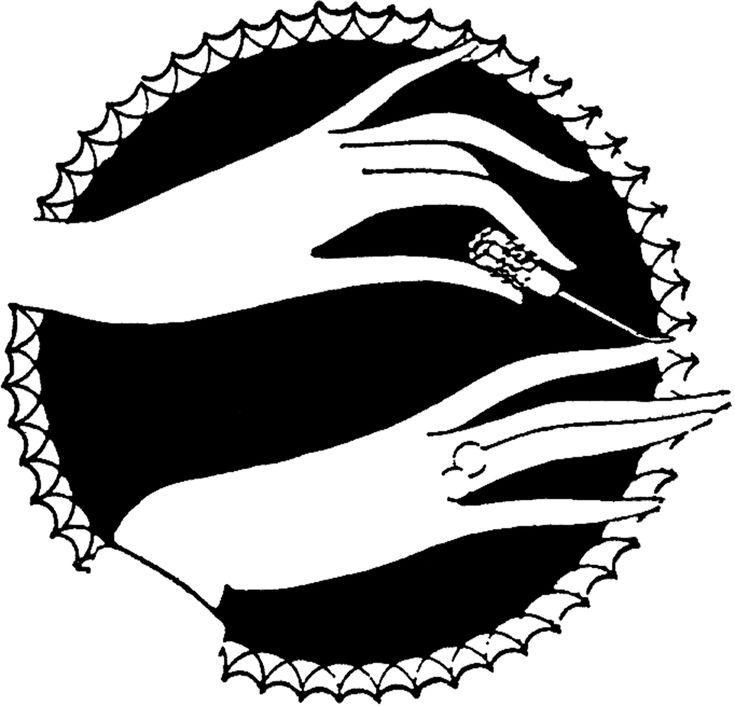 Silhouette Clip Art Vintage Nails - #1 Clip Art & Vector Site •