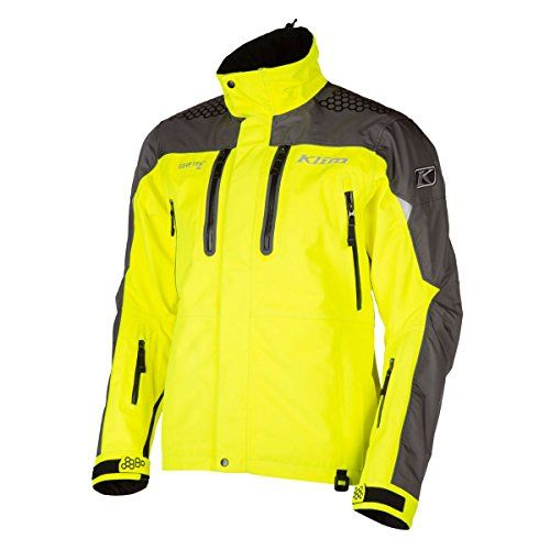 Klim Valdez Parka Mens Ski Snowmobile Jacket  Hi-Vis / 2X-Large For Sale https://motorcyclejacketsusa.info/klim-valdez-parka-mens-ski-snowmobile-jacket-hi-vis-2x-large-for-sale/