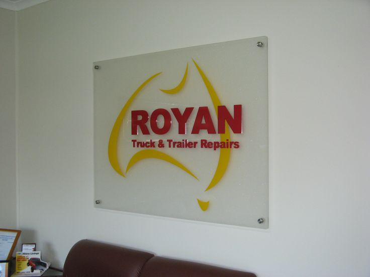 Royan #CSI #reception #signage