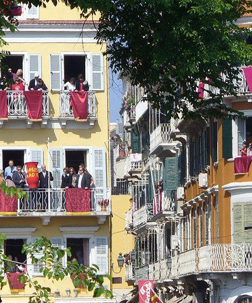 easter in europe 2014 | Cooking Adventures in Corfu - May, Jun, Sep & Oct 2014 8 days / 7 ...