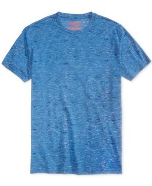 American Rag Men's Textured Big & Tall T-Shirt, Only at Macy's - Pink 2XLT