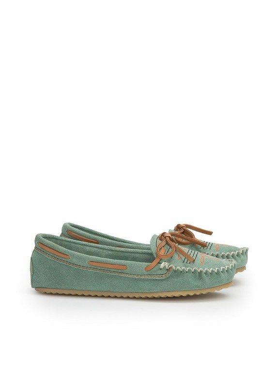 Mango Açık Mavi Ayakkabı