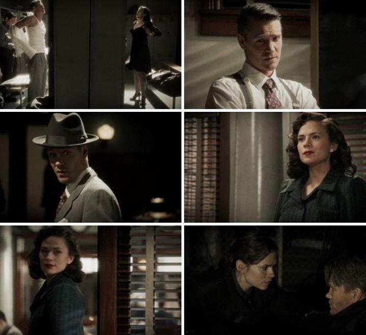 Dooley: Figliolo. Mi piaci, ma gestisco un ufficio qui. Sto cercando di mandare avanti un'indagine, e non ho tempo per la tua piccola cotta per Carter. Thompson: Sì, signore.  #1x05