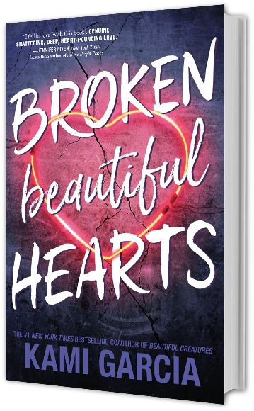 Kami Garcia Comes Back Better Than Ever in Her Latest Release: Broken Beautiful Hearts   Germ Magazine